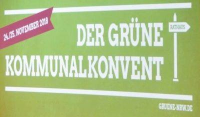 Plakat Kommunalkonvent