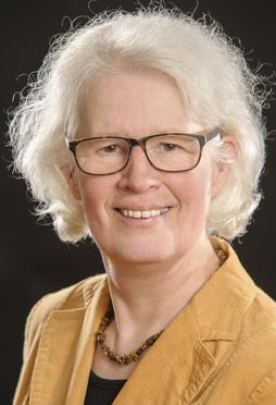 Monika Ludwig, KV-Sprecherin