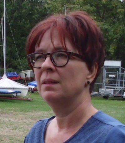 Signe Schwarze, OV-Sprecherin