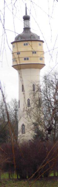 Stadtwerke-Wasserturm