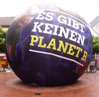 Es gibt keinen Planet B, daher: fff-Klimaststreik in Gronau