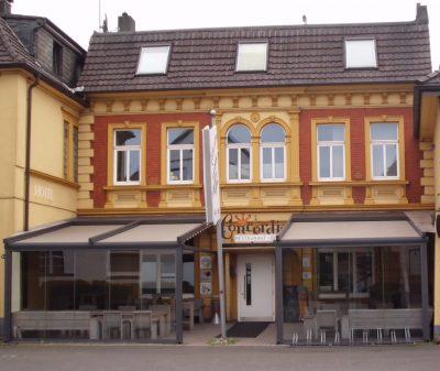 Mitgliederversammlung 10'19 der Grünen in Gronau in der Gaststätte ConcordieG '19 in der Gaststätte Concordia