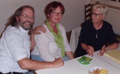 Mitglied werden: Frag Dieter und Signe.