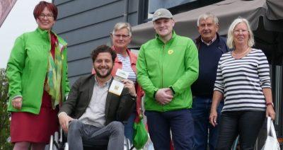 Felix Banaszak in Gronau trifft Seniorenbeirat