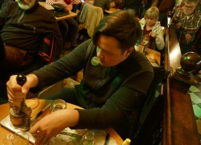 Die grüne Jugend Gronau trugen als KMV-Teilnehmer dazu bei: Susan ist grüne Landratskandidatin!