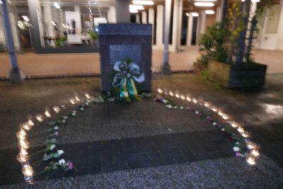 Gedenkveranstaltung zu den Novemberpogromen 1937