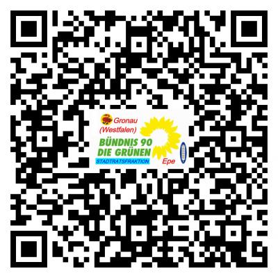 QR-Code Adresse Fraktionsbüro